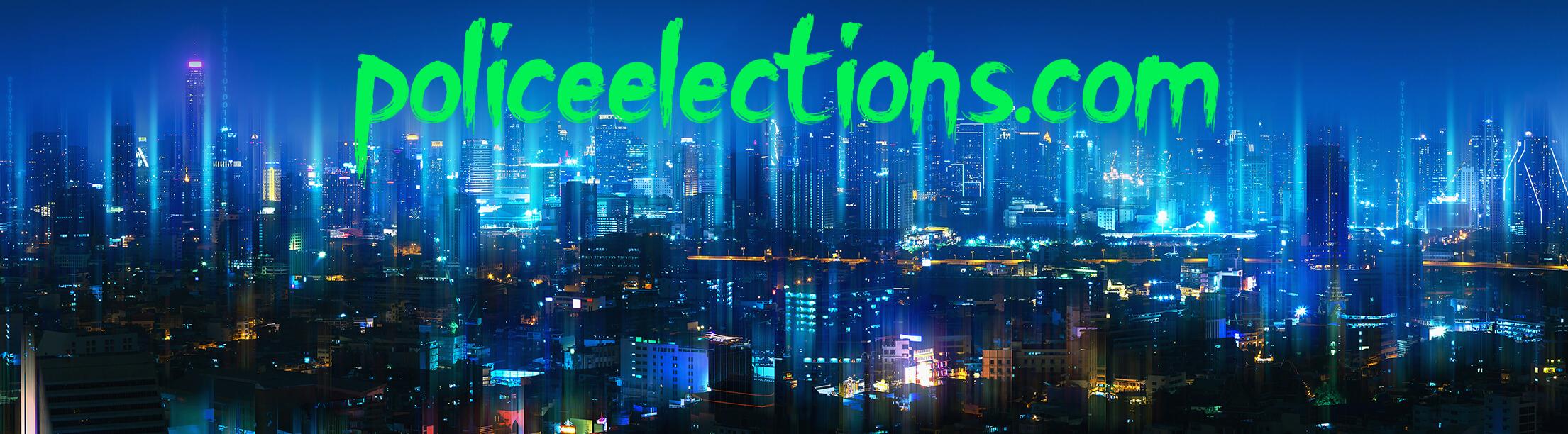 policeelections.com